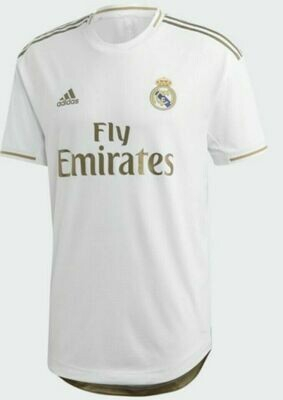 Adidas Real Madrid Official Home Jersey 19/20 (Authentic)