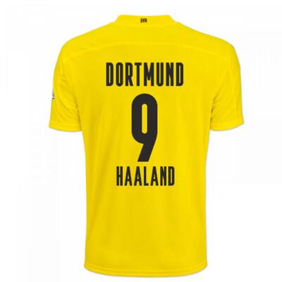 Puma Borussia Dortmund Haaland Home Jersey Shirt 20/21