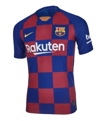 Nike Barcelona Official Home Vapor Jersey 19/20 (Authentic)
