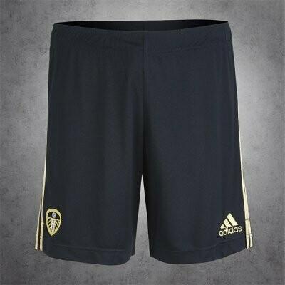 20-21 Leeds United Away Black Short