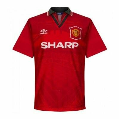 Manchester United Home Retro Jersey 1994-1996