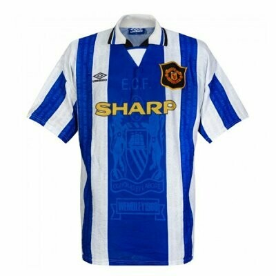 Manchester United Third Retro Jersey 1994-1996