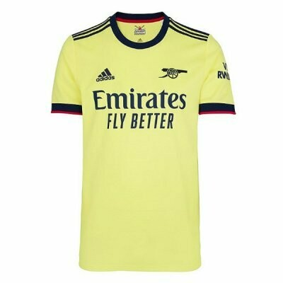 21-22 Arsenal Away Soccer Jersey Shirt