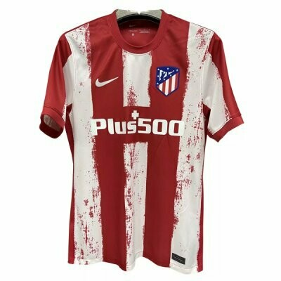 21-22 Atletico Madrid Home Jersey