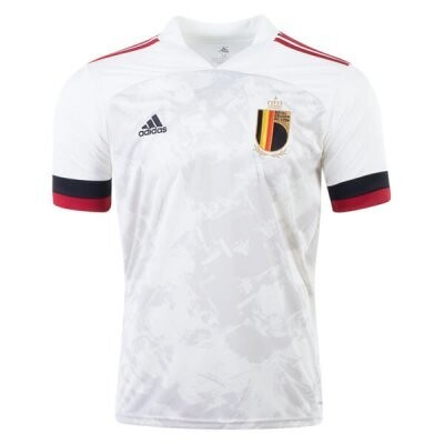 Belgium Away Soccer Jersey Shirt 2020