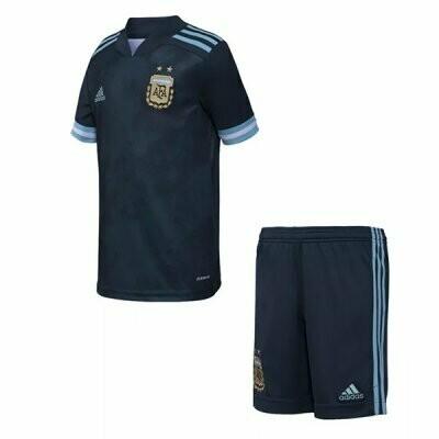 2020 Argentina Away Jersey Kids Kit