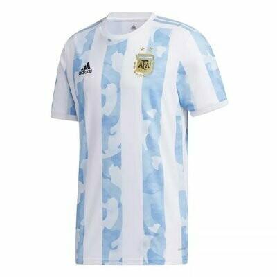2021 Argentina Home Jersey Football Shirt