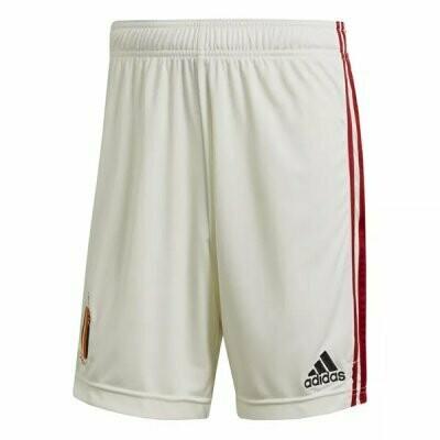 Belgium Away Soccer Short 2020