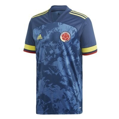 2020 Colombia Away Soccer Jersey