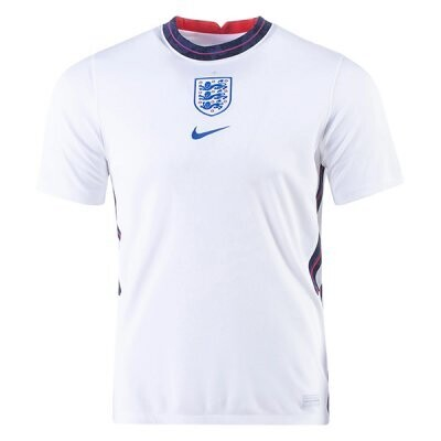 2020 England Home Soccer Jersey Shirt