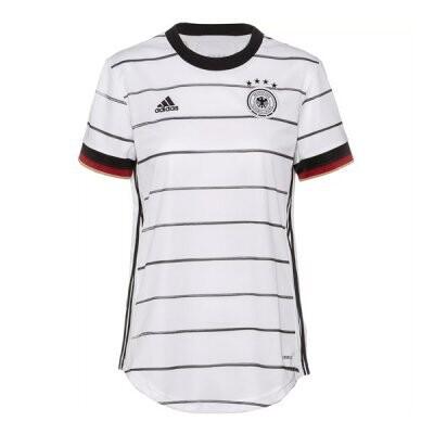 Germany Home Women Soccer Jersey 2020