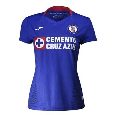 Joma Cruz Azul Home Women Jersey Shirt 20/21