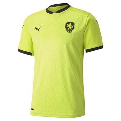 2020 Czech Republic Away Soccer Jersey Shirt