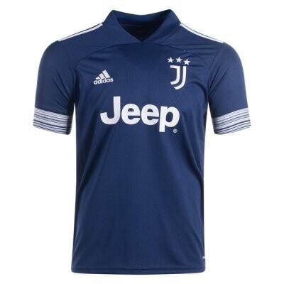 20-21 Juventus Away Soccer Jersey Shirt