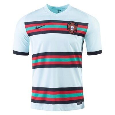 2020 Portugal Away Soccer Jersey Shirt