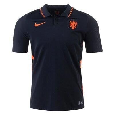 2020 Netherland Away Soccer Jersey Shirt