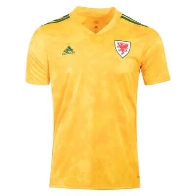 2021 Wales Away Soccer Jersey
