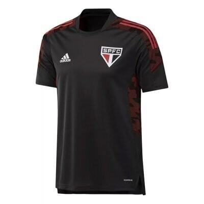 21-22 Sao Paulo Black Training Jersey