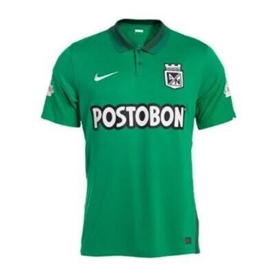 Nike Atletico Nacional Official Away Jersey Shirt 2021- 2022