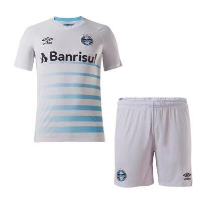 21-22 Gremio Away Jersey Kid Kit