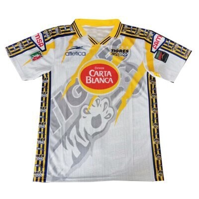 97-98 Tigres Away Retro Shirt
