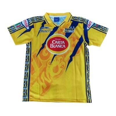 97-98 Tigres Home Retro Shirt