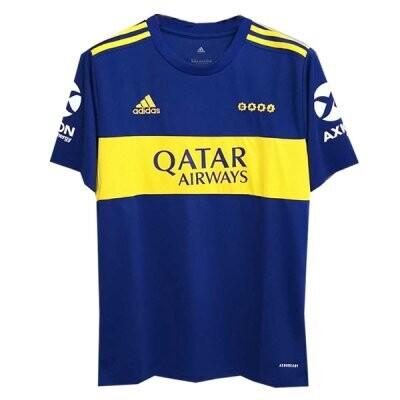 Boca Juniors Home Jersey Shirt 21-22