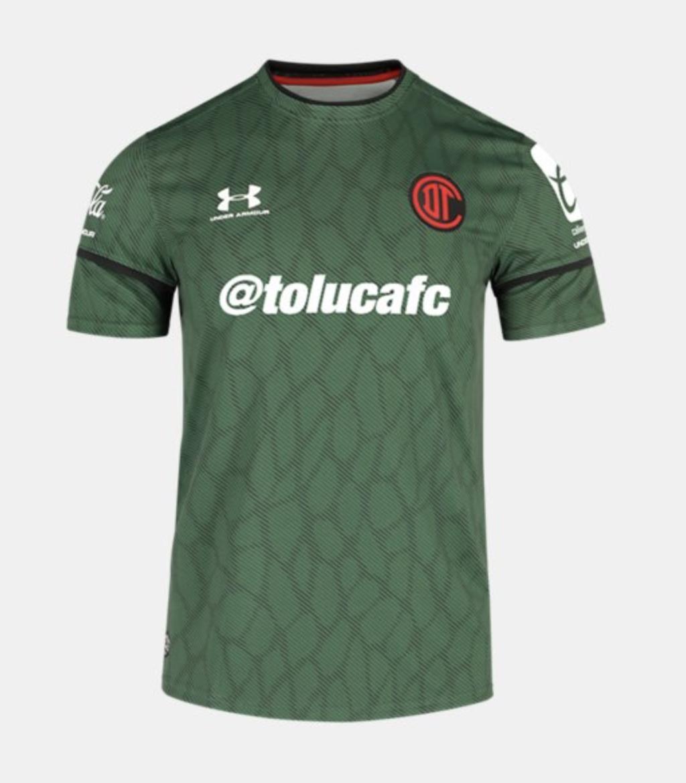 Official Under Armour Toluca Goal Keeper Jersey 20/21