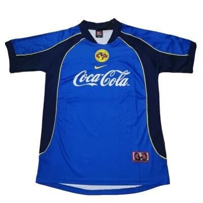 Club America Retro  Away Jersey 2001-02