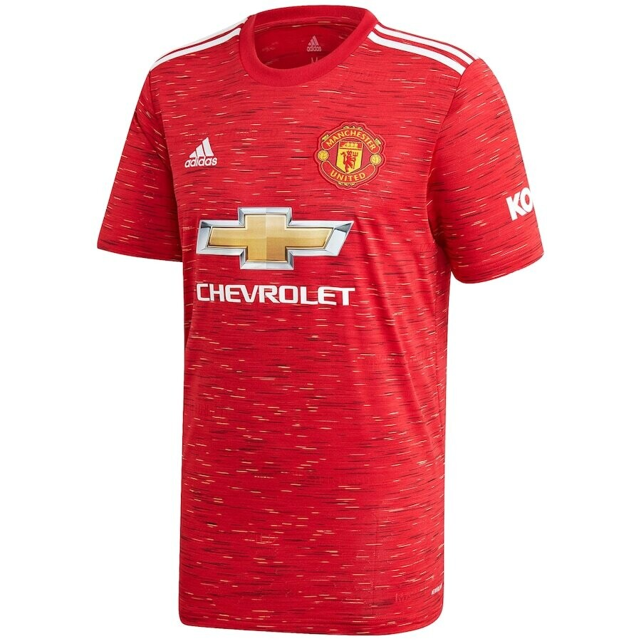 Official Adidas Manchester United Home Jersey 20/ 21