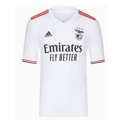 Benfica Away  Soccer Jersey Shirt 21-22