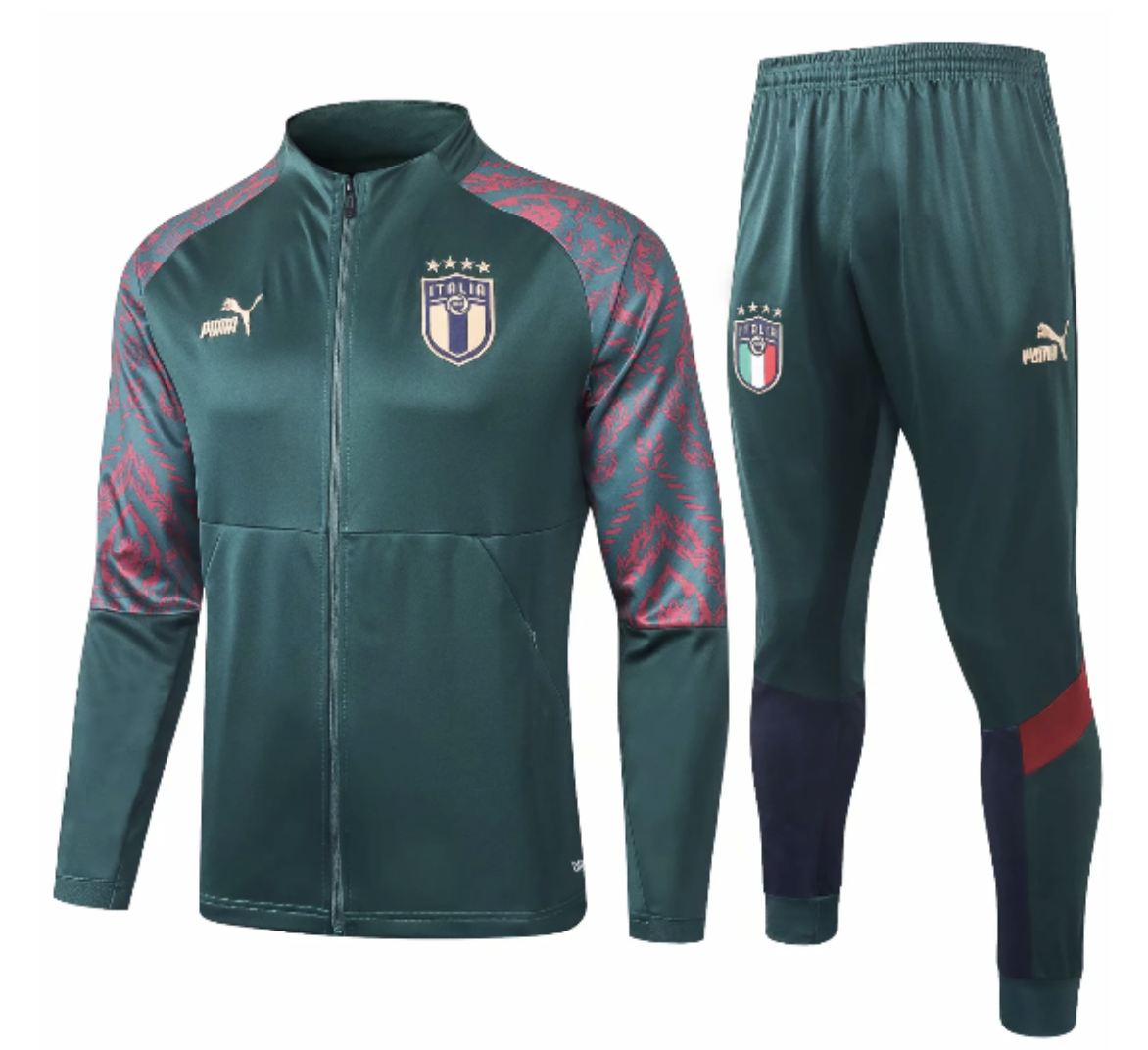 Italy Renaissance Track Suit 2020