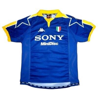 1997-1998 Juventus Third Away Retro Jersey Shirt