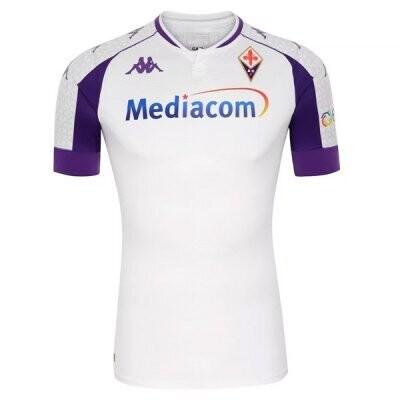 Fiorentina Away Soccer Jersey Shirt 20-21
