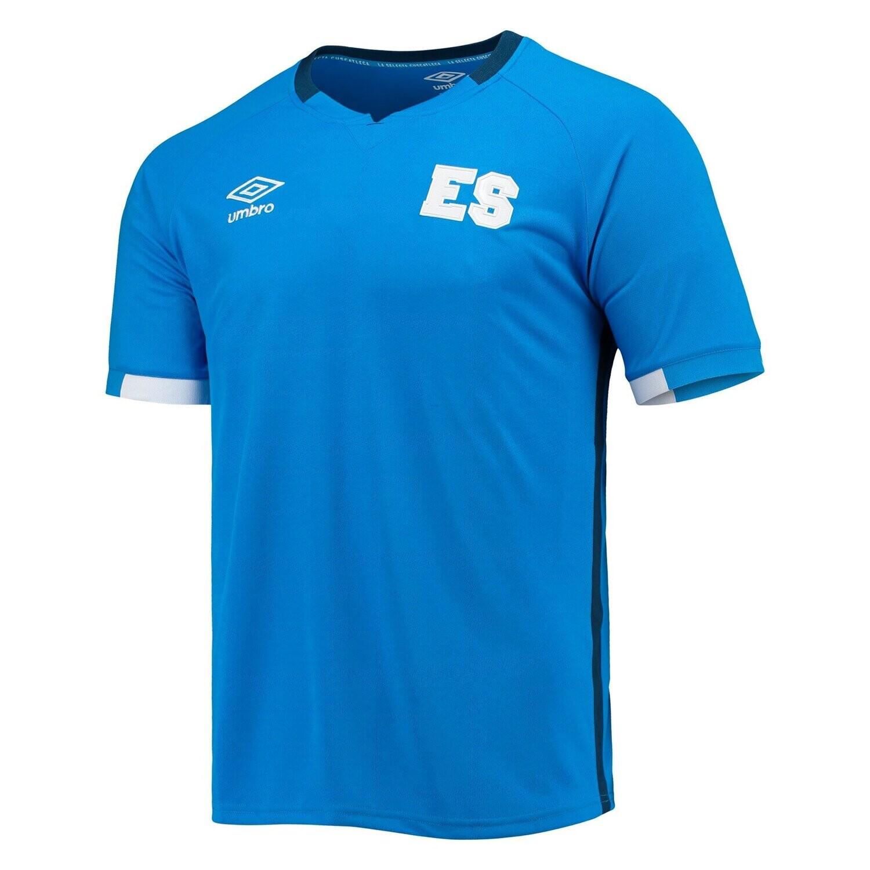Umbro El Salvador Official Home Jersey 2020
