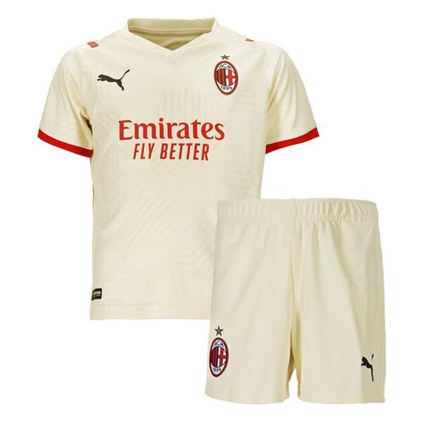 AC Milan Away Kids Kit 21-22