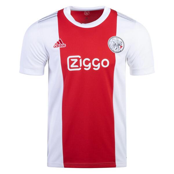 Ajax Home Soccer Jersey Shirt 21-22