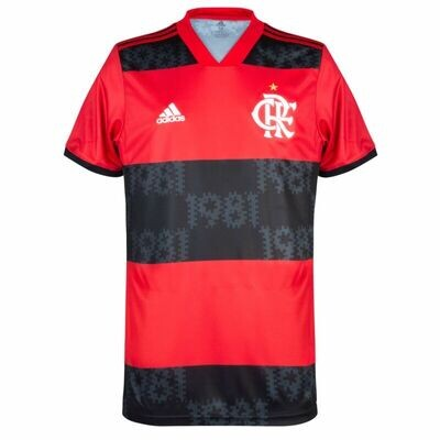 Flamengo Home Jersey Shirt 21/22