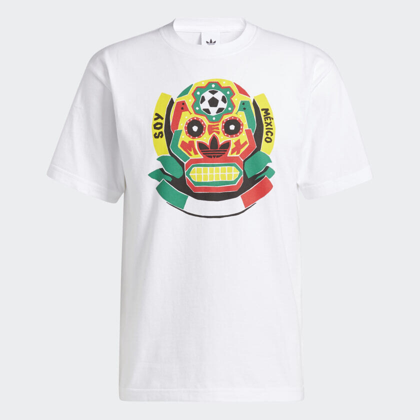 Adidas Soy Mexico Tee