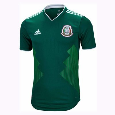 Adidas Mexico Official Home Jersey Shirt 2018 (Authentic Version)