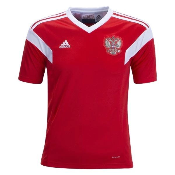Adidas Russia Official Home Jersey Shirt 2018