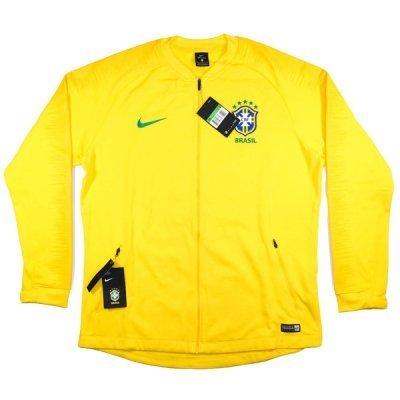 Nike Brazil Anthem Jacket 2018