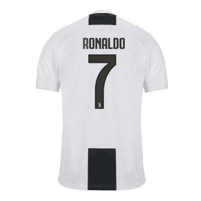 Adidas Ronaldo Juventus  Home Jersey Shirt 18/19