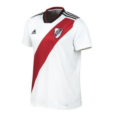 Adidas River Plate Official Home Jersey Shirt 18/19