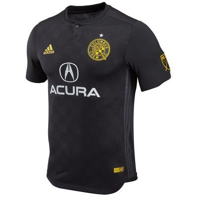 Adidas Columbus Crew SC Official Home Jersey Shirt 18/19 (Authentic Version)