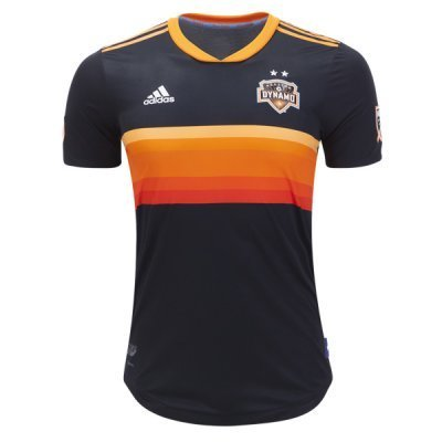Adidas Houston Dynamo Official Home Jersey Shirt 18/19 (Authentic Version)