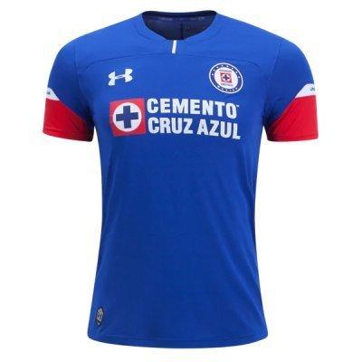 Under Armour Cruz Azul Home Jersey Shirt 18/19
