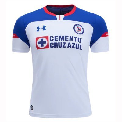 Under Armour Cruz Azul Away Jersey Shirt 18/19