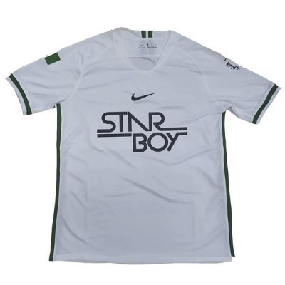Nike Wizkid Co-creation Stadium Shirt Starboy Jersey (White) Official Jersey Shirt
