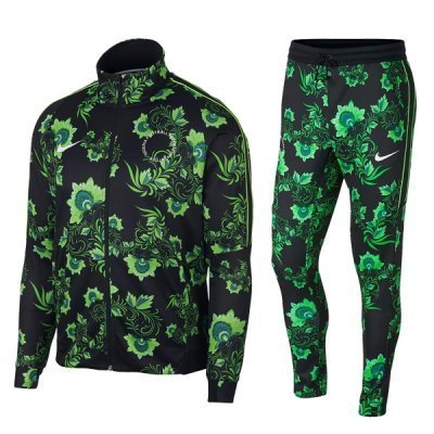 Nike Nigeria  Super Eagles Tribute Floral Veste Tracksuit